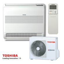 Инверторен климатик TOSHIBA RAS-B10UFV-E1/ RAS10N3AV2-E